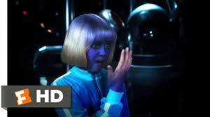 charlie and the chocolate factory 3 5 movie clip violet turns