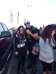 Raiders Halloween Costume Shareig Raiders Raidernation Tailgating Cucuy Tailgateterror