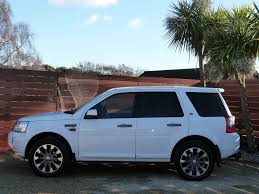 land rover hse white used fiji white land rover freelander for sale dorset