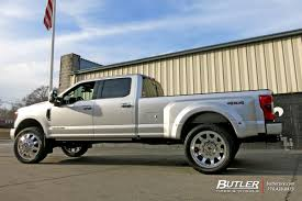 Ford F350 Truck Rims - ford f350 with 24in american force independance wheels exclusively