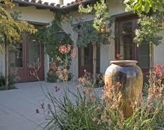 Front Yard Desert Landscape Mediterranean Exterior 1877 Best Courtyard Images On Pinterest Haciendas Home