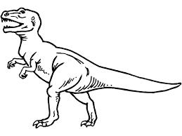free printable dinosaur coloring pages u2013 barriee
