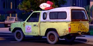 volkswagen bug truck finding dory easter eggs did you spot all of these