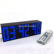 desk clocks modern aliexpress com buy digital snooze countdown timer clock with