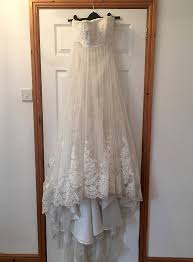 divorcee sells wedding dress u0027full of shattered hopes and dreams