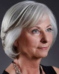 hair styles for 65 year olds 35 best grey hair styles images on pinterest grey hair silver