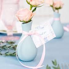 Flower Favors by Mini Bud Vases Wedding Favor The Knot Shop