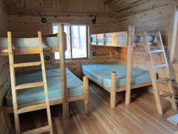 Bunk Cabin Beds Bedding Cabins With Bunk Beds My Cabin Bed D Elevashop