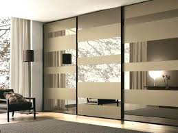 Mirror Sliding Closet Doors For Bedrooms Closet Mirror Innovative Mirrored Closet Doors With Sliding Closet