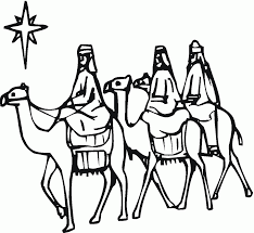 three wise men clip art cliparts co coloring home