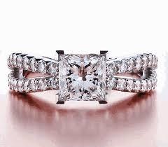 Jared Cushion Cut Engagement Rings Princess Cut Engagement Rings Jared 15018