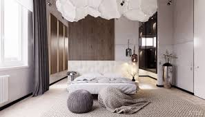 3 beautiful bedroom layouts with attractive decor that make an