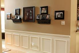Tips For Painting Wainscoting How To Fake Wainscoting Decorchick
