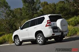 2014 Toyota Landcruiser Prado Gxl Review Performancedrive