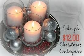 Christmas Table Decoration Ideas To Make by Inexpensive Table Centerpiece Ideas