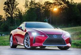 lexus 2017 lc500 lexus builds a mount for your personal grand tour the 2018 lc500