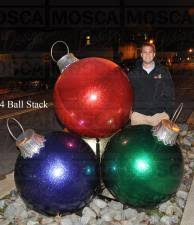 balls commercial ornaments