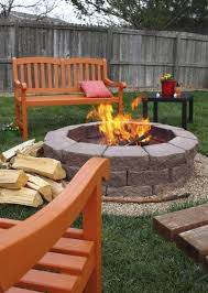 How To Use A Firepit Using Pits In Gardens Tips On Building A Backyard Pit