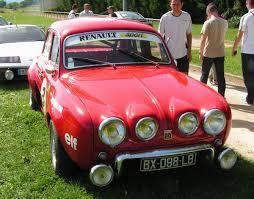 1961 renault dauphine 1960 1979