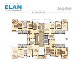 2 and 3 bhk flats in pune wagholi properties nyati elan