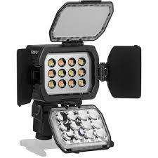 sony hvl le1 handycam camcorder light led video sony hvl lbpb led video light