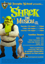 magic899 shrek musical jr