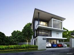 pictures modern 2 storey house plans free home designs photos