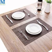 Table Place Mats Popular Plastic Table Placemats Buy Cheap Plastic Table Placemats