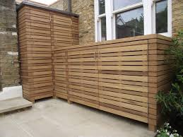 Diy Outdoor Storage Bench Seat by Best 25 Modern Outdoor Storage Ideas On Pinterest Garden