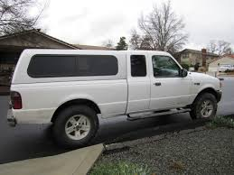Ford Ranger Truck Camping - for sale or trade camper shell silver ca ranger forums the
