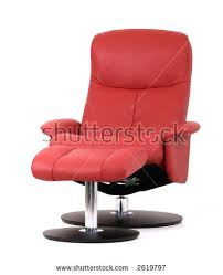 recliner chair isolated stock images royalty free images