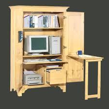Large Computer Armoire Sauder Harbor View Computer Armoire Ikea Desk Ideas Storage With