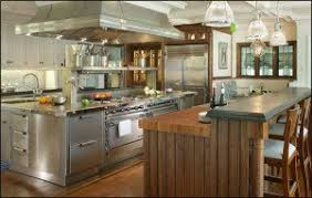 stainless steel kitchens stainless steel countertops here are the pros and cons