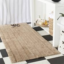 Bathroom Floor Rugs Oversized Bath Rugs Home Design Ideas And Pictures