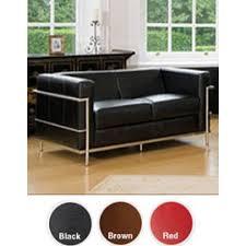 Classic Design  Seat Bonded Leather Sofas - Sofa seat design