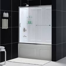 Bathroom Shower Panels by Shower Enclosure Base U0026 Backwall Kits