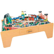 wooden train set table toys r us wooden train set table wooden designs