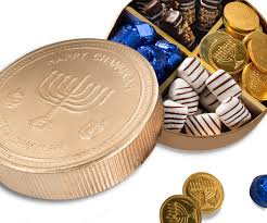 chanukah chocolate gelt chocolate gelt keepsake box mykoshergifts