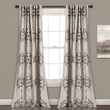 Gray Window Curtains Buy Elegant Window Curtains Online Lush Décor Www Lushdecor Com