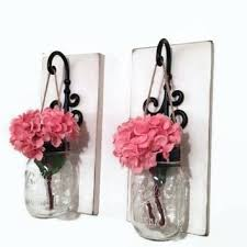 Wall Sconce Floral Arrangements Sconce Decorative Floral Wall Sconces Wall Mounted Flower