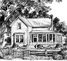 Southern Living Home Plans Bucksport Cottage Moser Design Group Southern Living House Plans