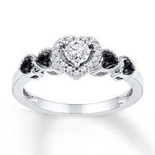 kay jewelers chocolate diamonds diamond promise rings