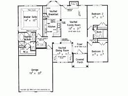 split bedroom house plans eplans house plan a split bedroom plan 1575