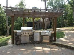 patio kitchen ideas island outdoor patio kitchen ideas best outdoor kitchen design