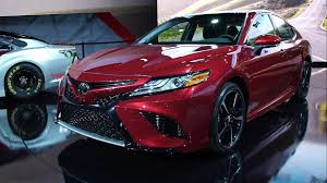 toyota big cars all new 2018 toyota camry consumer reports