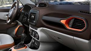 luxury jeep interior jeep renegade 10 best car interiors cnnmoney