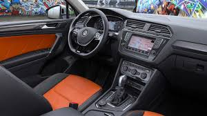 volkswagen tiguan black interior vw tiguan 2016 review by car magazine