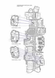 Underground Home Floor Plans by Presidents Medals Public Cultural Center