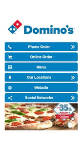 pizza visual ivr mobile application star phone official website
