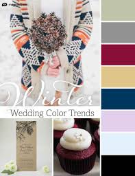 winter color schemes 2015 fall winter wedding color trends milea gotcha covered events
